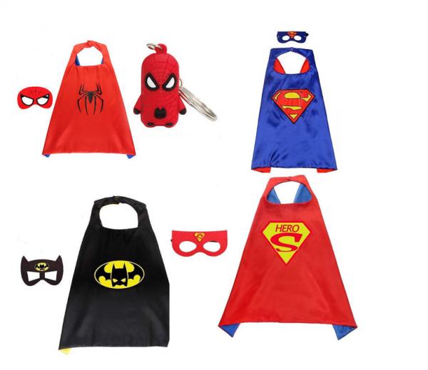 superman batman spiderman