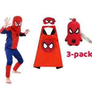 spiderman 3-pack