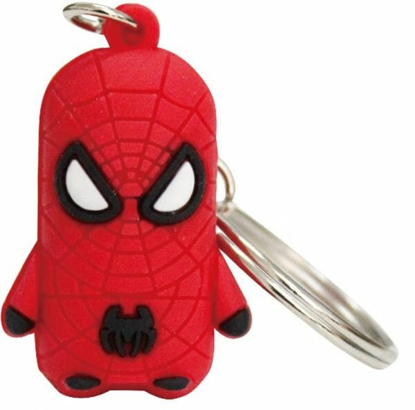 spiderman sleutelhanger